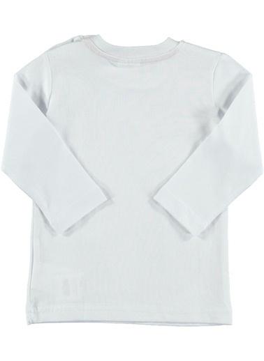 Soo be Tişört Beyaz